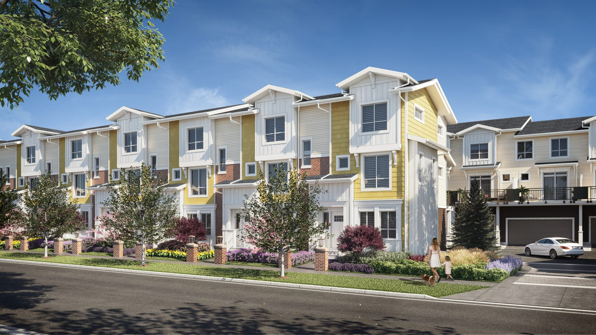 Hazelwood South Grandview Townhomes