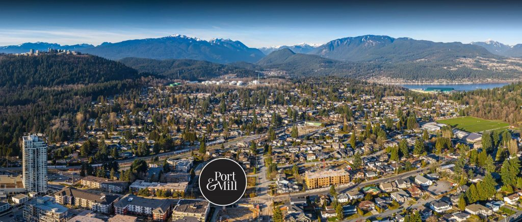 A new block of well-crafted 1, 2 & 3 bedroom condos in West Coquitlam. Discover a quiet oasis to the east and urban comforts to the west. Which one will you choose?