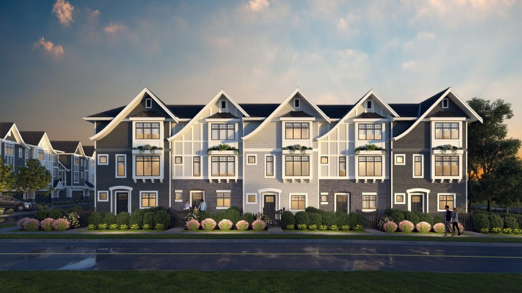 3 BEDROOM + DEN HOMES A Boutique Collection of Townhomes Coming Soon!