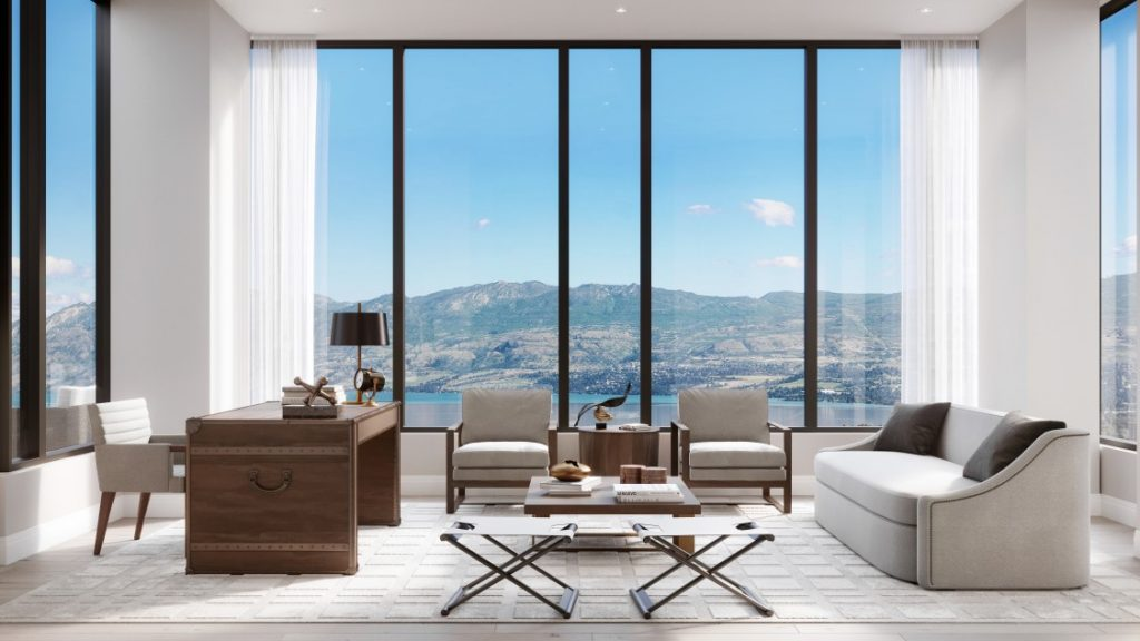Experience the Okanagan from the height of luxury in an incomparable penthouse home. Rising high above Okanagan Lake, The Penthouse Collection features the Okanagan's most exclusive and desired estates. Discover the Penthouse Collection