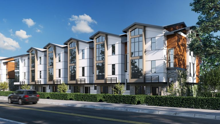 An eclectic community of 99 townhomes and one incredible heritage home coming soon to Willoughby.