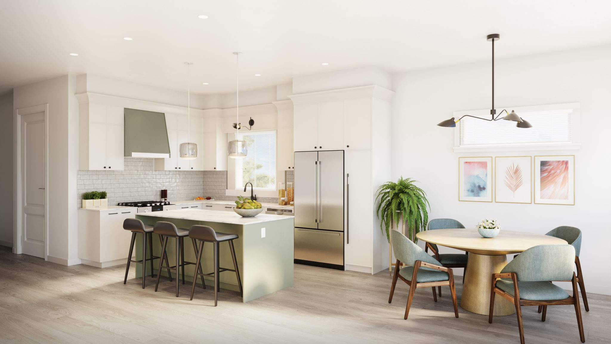 exclusive community of just 66 master on main view homes stands apart in every way.