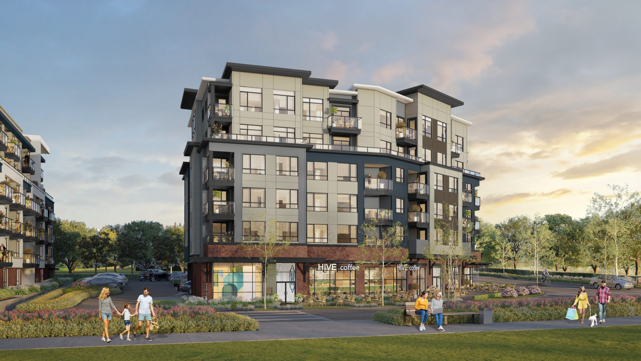 1, 2, AND 3-BEDROOM CONDOS COMING SOON TO WILLOUGHBY TOWN CENTRE