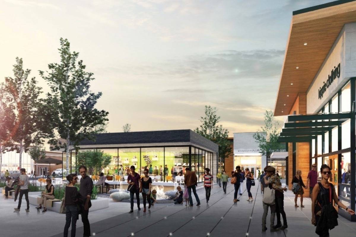 Willowbrook Mall Rendering