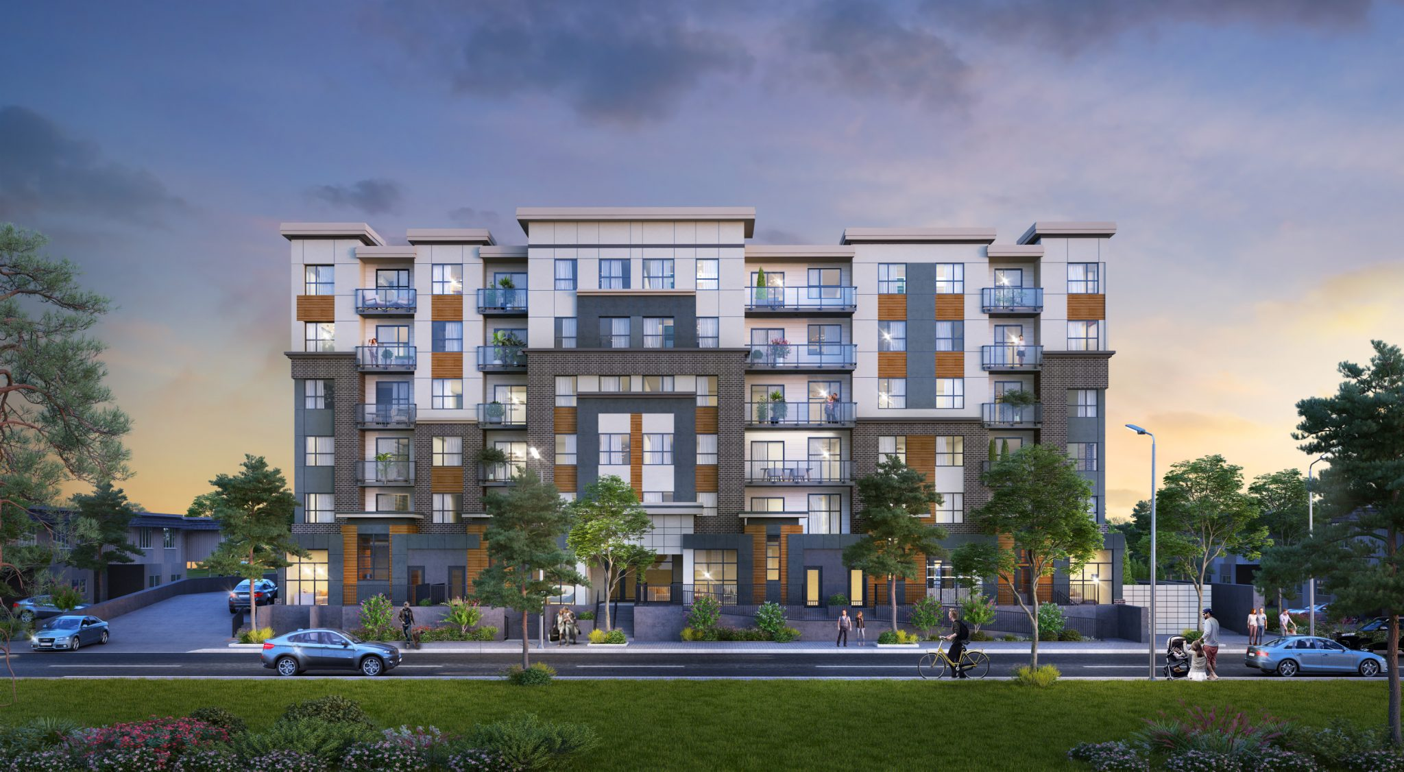 Eastleigh is a brand new six-storey collection of contemporary condominium homes coming soon to Downtown Langley, an engaged and inviting urban neighbourhood.