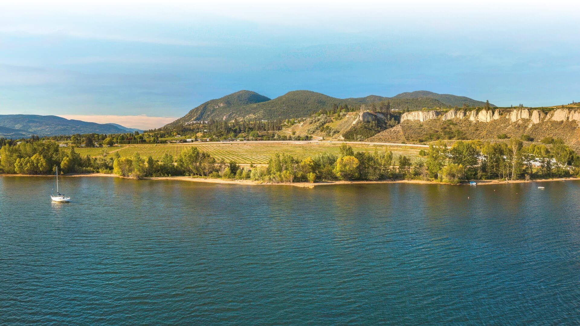 A RARE OPPORTUNITY TO OWN A LAKEHOUSE ON THE SHORE OF LAKE OKANAGAN